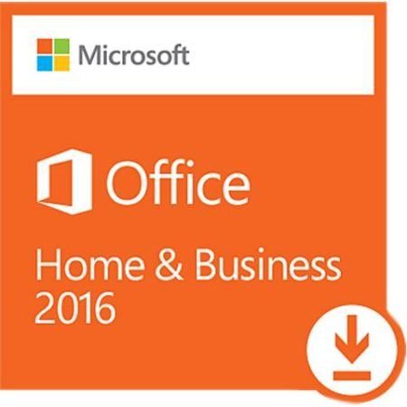 Microsoft Office - Home and Business 2016