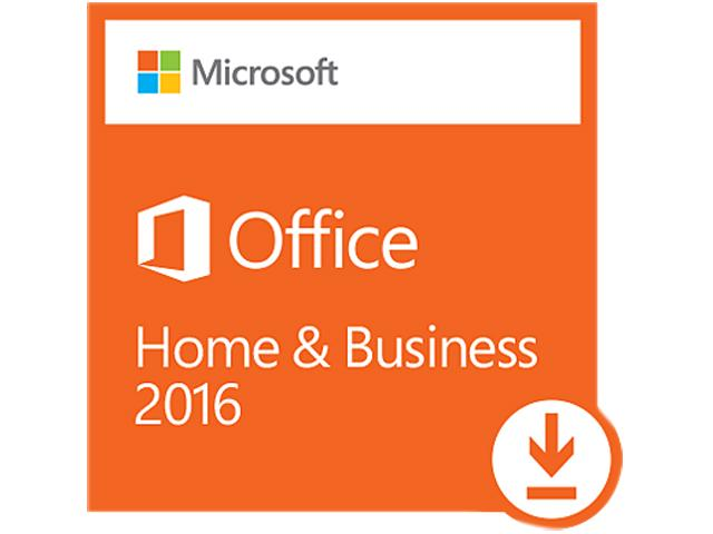 microsoft office home and business 2016 for windows 32 64bit 1pc pkc sql software solutions. Black Bedroom Furniture Sets. Home Design Ideas